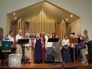 The Jeremiah Ingalls Singers