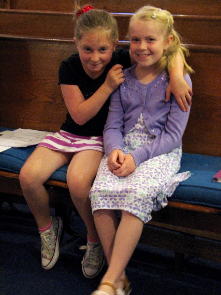 Maisy & Emma